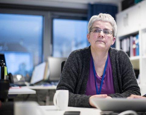 Brita Øygard er helsesjef i Bergen kommune.