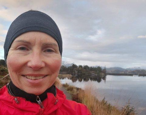 MOT: Doris Christensen håper MOT-satsinga til Kinn kommune kjem på plass igjen.