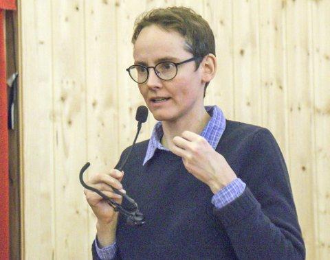 ASKVOLL: Smittevernlege Maret Krannich bekreftar at Askvoll har fått sine to første tilfelle av korona.
