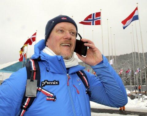Lgger opp: En lang idrettskarriere er  over for Eskil Hagen.