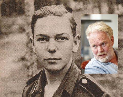 MINNE: Forfatter Torgrim Eggen (innfelt) husker onklene Sigmund (hovedbilde) og Tormod. Onklenes liv som frontkjempere preget familie og slekt både under og etter krigen.