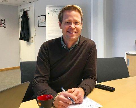 LUNNER AP: Harald Tyrdal er klar for ny periode som ordfører. Nå er resten av laget også klart.