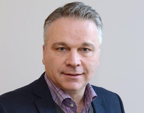 Christian Altmann er kommunikasjonsdirektør i statleg heileigde aksjeselskapet Nye Veier som ligg inn under Samferdselsdepartementet.