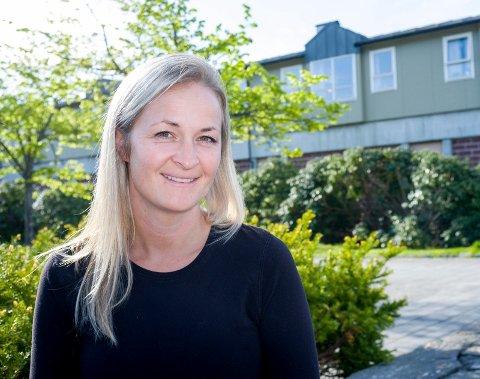 SPLEISE PÅ REGNINGEN: Hilde K. Håland (Sp) utfordrer nabokommuner til å bli med  økonomisk til det nye anlegget. Det samme gjør ordfører Sigmund Lier (Ap).
