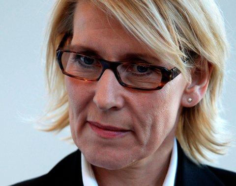 Hulda Gunnlaugsdóttir skal snart begynne i jobben som administrerende direktør ved Helgelandssykehuset.