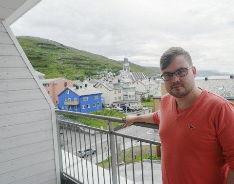 Fem år etter: Tarjei Jensen Bech har kommet videre i livet, men sier at infernoet på Utøya alltid vil følge ham. Foto: Alexandra Kosowski