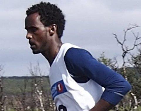 REKORDER: Zerei Kbrom Mezngi har tatt tre finnmarksrekorder i år.