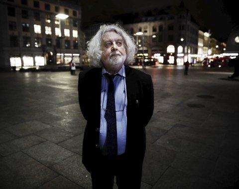 Edvard Hoem kjem til Husnes i neste veke for å snakka om bøkene sine og arbeidet som ligg bak. (Pressefoto).
