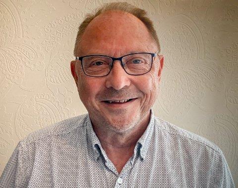 Arne H. Reiersen.