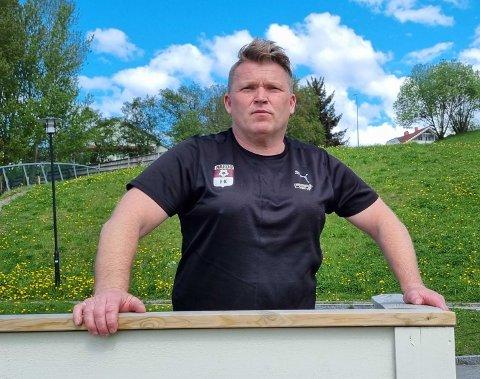 Nardo hentet i september de to 20-åringene Håvar Dahl og Karl Martin Rolstad. Sportssjef Thomas Erikstad (på bildet) har stor tro på at klubben holder seg i andredivisjonen og har store ambisjoner om å gi Lillestrøm en utfordring i cupen neste år.