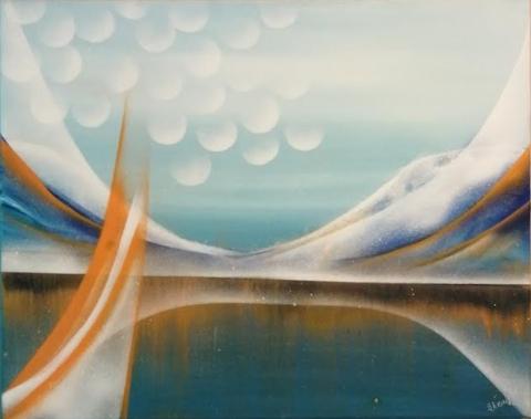 """""""Air"""" av Sonja Terese Straith"""