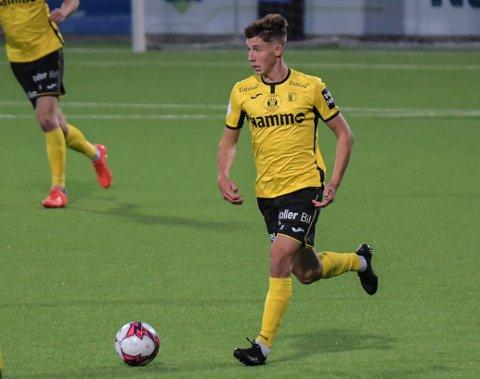 Lasse Berg johnsen