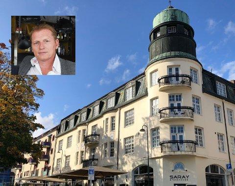 VIKTIG: Kai Mikaelsen eier en rekke eiendommer i Jernbanegata og området rundt. Derfor skal det ha vært viktig for han å kjøpe Vingården.