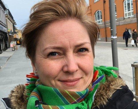 SPENT:  Monica Agovic Nordaas fra Senja kapret drømmejobben i Larvik.