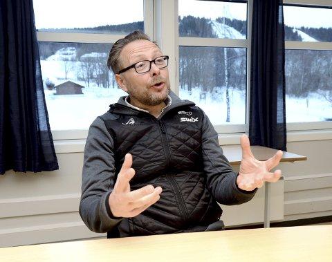 Birken-sjef Eirik Torbjørnsen forteller at Birken har akseptert å bli flyttet for å gjøre plass til både Birken-arrangement og verdenscup i langrenn.