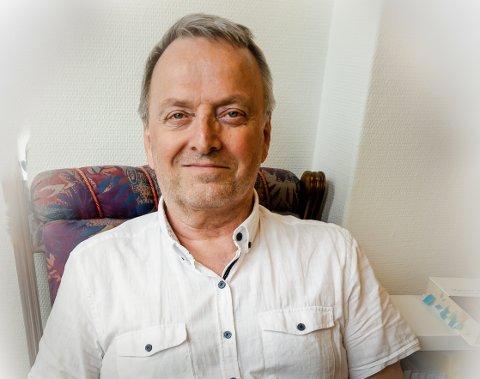 NESTLEDER: Knut Stubbens engasjement innen psykisk helse har nå gitt han nestlederposten i Clubhouse Internationals styre.