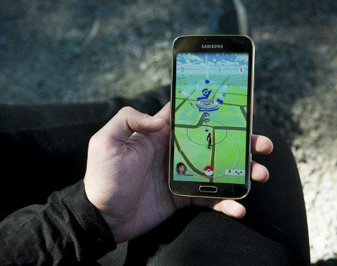 Pokémon Go: Mobilspillet gir deg mulighet til å kjøpe hjelpemidler for å utvikle deg raskere. Advarer: Magnus Pedersen i Spillavhengighet Norge advarer mot pengebruken mobilspillet.FOTO: PRIVAT