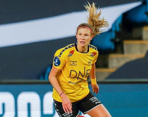 NEKTET INNREISE: Justine Vanhaevermaet kom ikke inn i Norge etter at LSK kvinner kom tilbake fra mesterliga-turen.