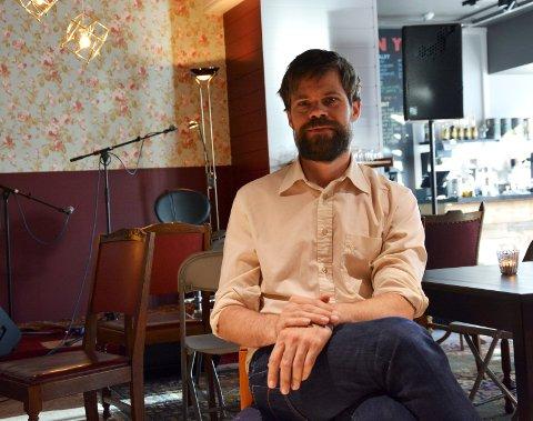 AKTIV: Einar Flaa er i støtet for tiden. Nå kommer både festival, singel og album fra Stokke-artisten.