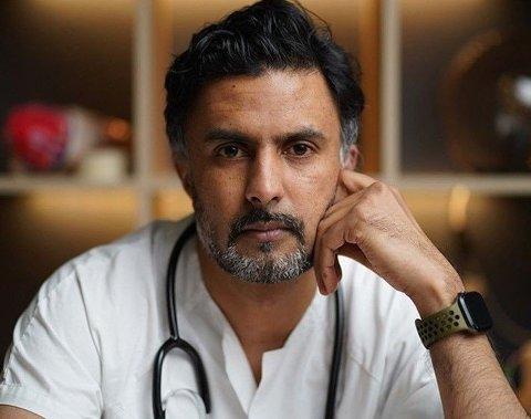 HAR INGEN GARANTI: – Man har ingen garanti for hva medikamentet Apetamin egentlig inneholder, advarer den profilerte legen Wasim Zahid.