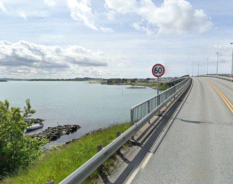 Det gikk i forteste laget for flere over Hafrsfjord bru denne formiddagen.
