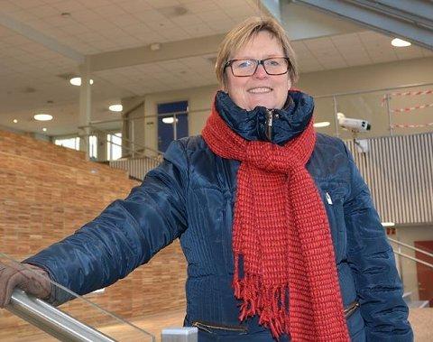 Viktig: - For mange unge mennesker er kundesenteret det første arbeidsstedet de har, sier Inger Torun Klosbøle.