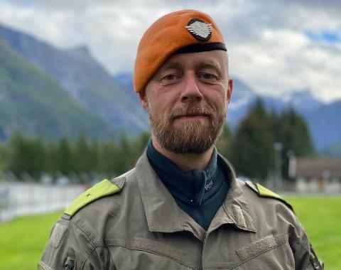 GJENSYN: Hortensmannen Geir Aker fikk en langt større rolle i sesong 1 av Kompani Lauritzen på TV2, rett og slett fordi produksjonsselskapet skjønte at han ville bli bli populær. I kveld starter sesong 2 av realityserien.