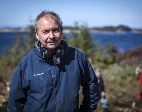 Leiar av Naturvernforbundet Nordhordland, Jan Nordø