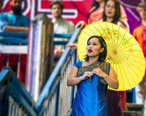 Sae Kyung Rim er en av verdens ledende stjerner på «Madama Butterfly»-scenene. Hun har spilt hovedrollen i Puccinis storverk i mange år.