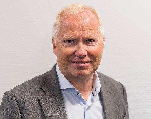 PLANLEGGER ANSETTELSER: Den ferske Akva-sjefen Knut Nesse har planer om flere endringer for Akva Group fremover.