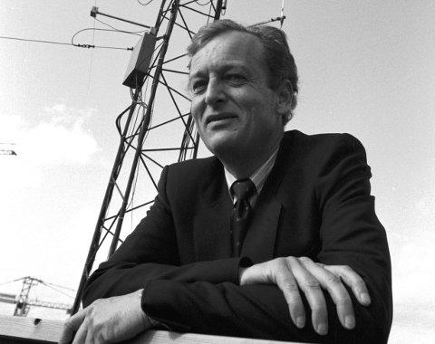 MYSTISK DØDSFALL: Dødsfallet til Jan Wiborg er en av sakene den nye «true crime»-serien vil ta for seg når de ser nærmere på flyplass-striden på Hurum.