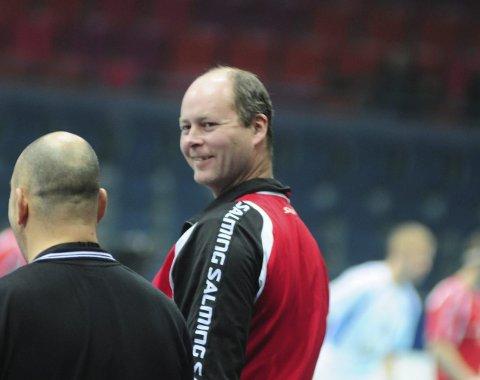 TILBAKE: Johnny Petersen er tilbake som landslagssjef for innebandyherrene.