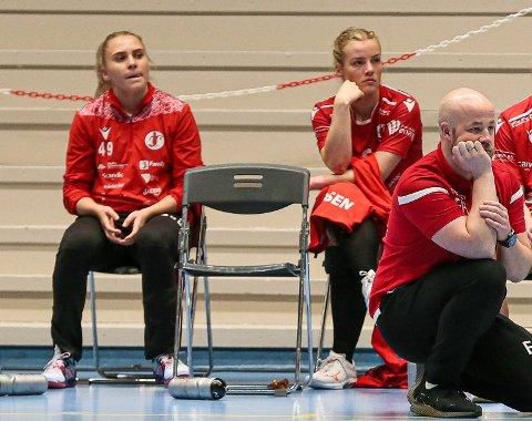 Maja Brandbu Andersen (til venstre) forlater FBK til fordel for Nordstrand.