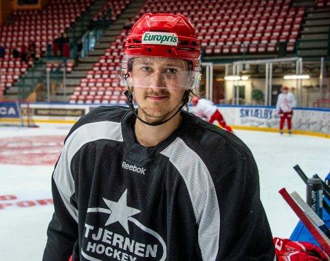 Håkon Imset Stormli ble dagens mann med to scoringer.