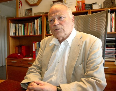 UTE: Etter flere tiår som folkevalgt representant for KrF i lokalpolitikken, tar Gunnar Rio farvel med partiet.