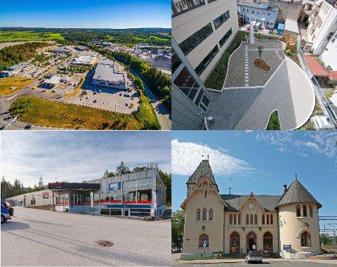 Ifølge Finn.no er det flere næringslokaler til leie i Halden nå. De fleste ligger på Sørlifeltet, men det er også noen på Svinesundparken og i sentrum.