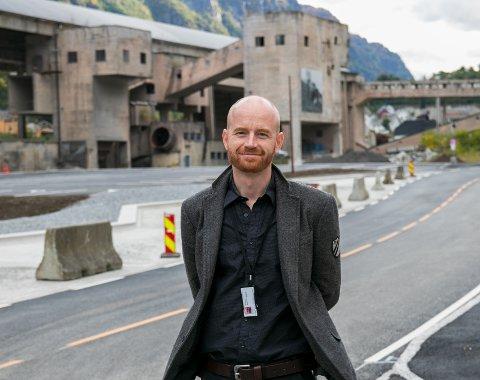 Kommunalsjef: Kristian Bondhus-Jensen.