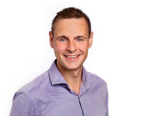 PROSJEKTLEDER: Jacob Grønn i Statnett skal lede prosjektet.