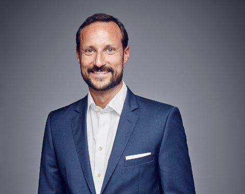 Kommer til Alta: Hans Kongelige Høyhet Kronprins Haakon.