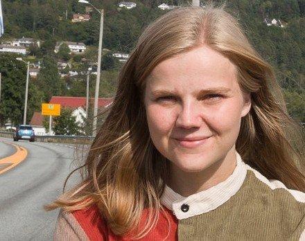 KAN KOMME INN: Solveig Skaugvoll Foss fra Lyngdal er SVs toppkandidat i Vest-Agder.  Hun kan fortsatt få stortingsplass på et utjevningsmandat.