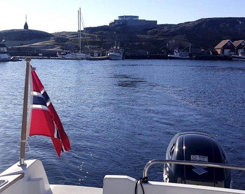 17. mai: Wiggo Ryhjell og seilforeningen inviterer til en annerledes feiring.