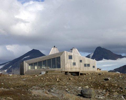 Rabothytta nådde ikke opp i kampen om å bli Nord-Norges beste byggeprosjekt.