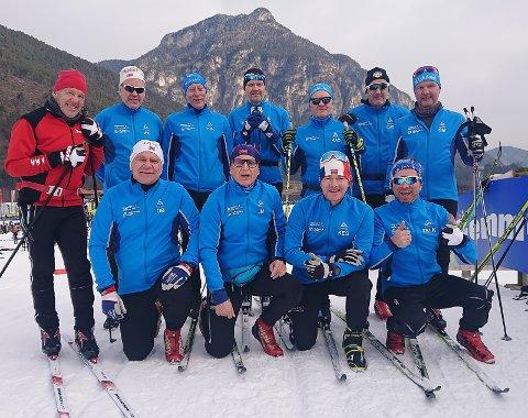 Team Blåvegen Langløp er klar for Blåvegenløpet, selv om det blir helt spesielt i år for de som vil konkurrere på tid.