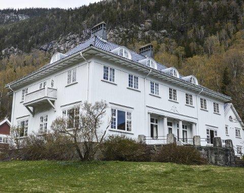 RJUKAN ADMINI HOTEL: Nå er hotellet etter det RA erfarer solgt til Pål Granlund.