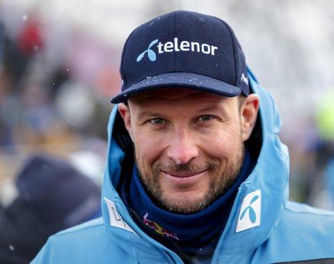 SISTE AKT: Aksel Lund Svindal ser fram til sin siste uke som toppalpinist. FOTO: NTB SCANPIX