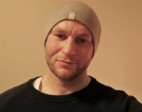 VARMER: Kjetil Melbye soner en dom på tre år. Den omtanken han får fra fengselspresten og Frelsesarmeen betyr utrolig mye i en vanskelig tid, sier han.