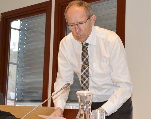 FORSVARER: Advokat Søren Øyvind Hellenes forsvarte den 39 år gamle mannen, som fikk redusert straff i lagmannsretten.