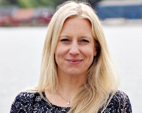 Hanne Solvang Feldberg, forskningsleder for Møreforsk, sitter i juryen sammen med Tidens Kravs tre representanter.
