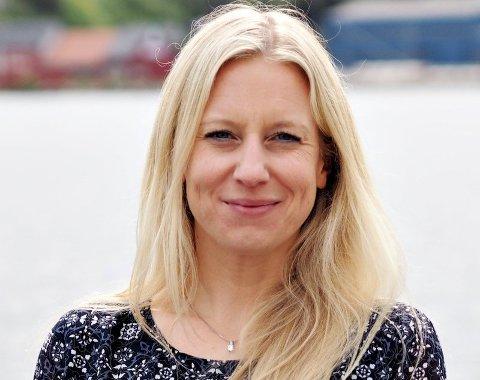 Hanne Solvang Feldberg, forskningsleder for Møreforsk, har sittet i juryen sammen med Tidens Kravs tre representanter.