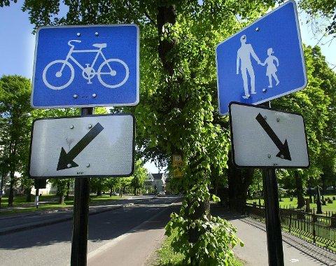 REGLER: Kan du alle sykkelreglene?